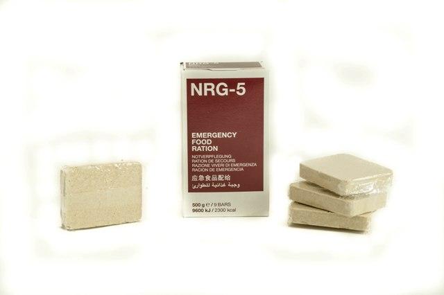Krisenvorsorge Lebensmittel NRG-5